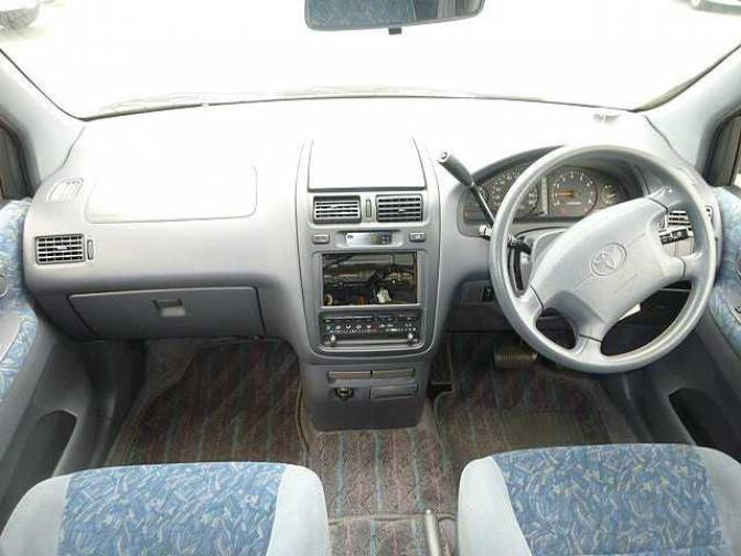 Used Toyota For Sale >> 1996/8 Toyota Ipsum SXM10G L for sale, Japanese used cars ...