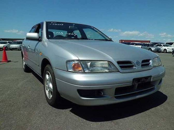 1996 9 nissan primera p11 g for sale japanese used cars details carpricenet. Black Bedroom Furniture Sets. Home Design Ideas