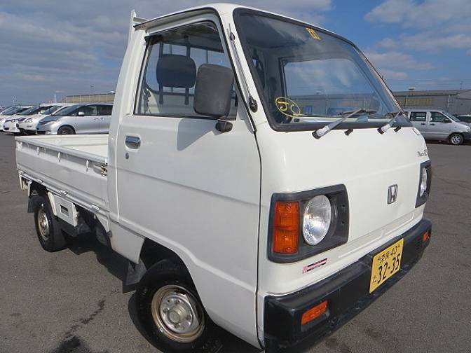 1986 honda acty truck ta 3 pou for sale japanese used cars details carpricenet. Black Bedroom Furniture Sets. Home Design Ideas