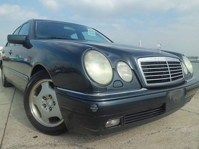 1999 mercedes benz e320 gf 210065 e320 for sale japanese for Mercedes benz e320 1999