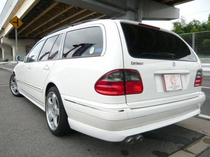 e320 mercedes wagon station benz 2002 stationwagon