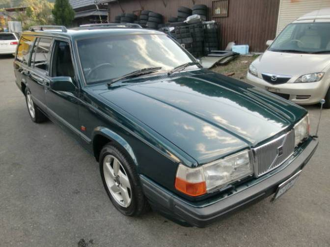 1996 Volvo 940 940 Classic estate for sale, Japanese used cars details - CarPriceNet