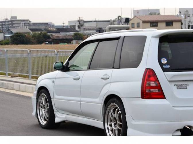 2003 Subaru Forester Cross Sports 20i Related Infomation