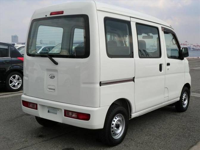 2007 10 Daihatsu Hijet Van S320v Mini Van For Sale