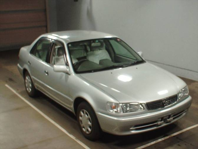 2000 Toyota Corolla Ae110 Xe Saloon For Sale Japanese Used Cars