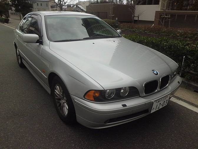 2002 bmw 530i dt62 530i for sale japanese used cars details carpricenet. Black Bedroom Furniture Sets. Home Design Ideas