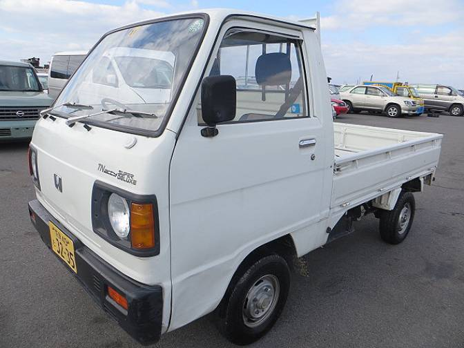 1986 Honda Acty Truck TA 3 Pou For Sale, Japanese Used