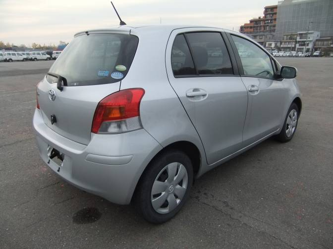 West Auto Sales >> 2008/7 Toyota Vitz SCP90 F for sale, Japanese used cars
