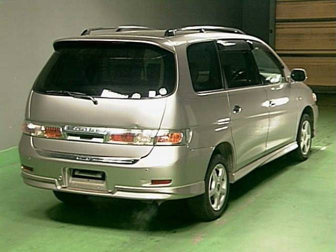 2002 Toyota Gaia Sxm15g G Package For Sale Japanese Used