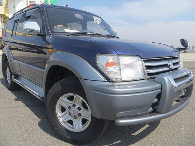 Toyota Land Cruiser Prado RZJ95W 4WD TX LTD , photo No.36