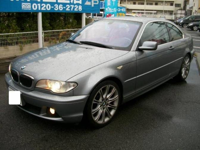 2004 bmw 330i 330ci for sale japanese used cars details carpricenet. Black Bedroom Furniture Sets. Home Design Ideas