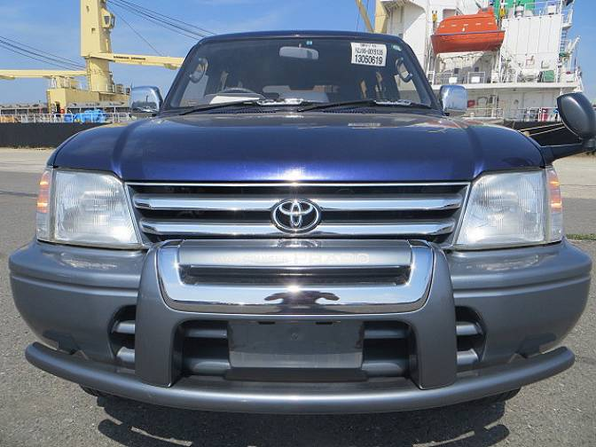 Toyota Land Cruiser Prado RZJ95W 4WD TX LTD , photo No.37