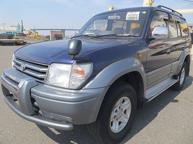Toyota Land Cruiser Prado RZJ95W 4WD TX LTD , photo No.38
