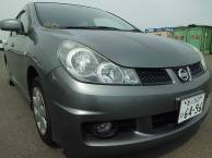 Used Nissan Wingroad Y12  15RX aero stylish selection for sale