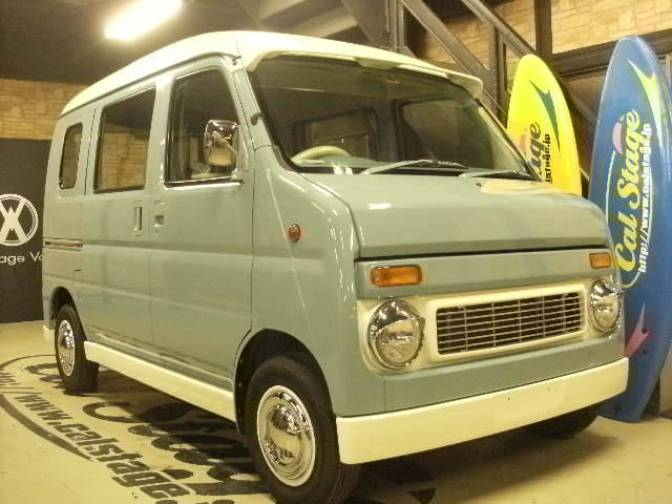 2002 Honda Acty Van SDX for sale, Japanese used cars ...
