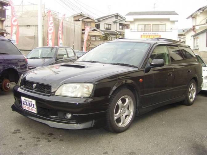 2000 subaru legacy touring wagon gt b e tune for sale japanese used cars details carpricenet. Black Bedroom Furniture Sets. Home Design Ideas