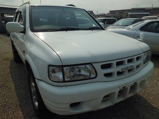 2000 Isuzu Wizard UES_25FW X for sale, Japanese used cars