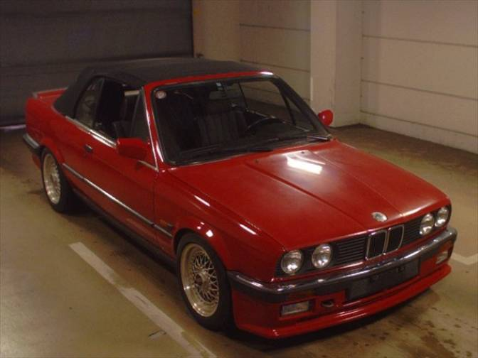 Bmw 325i For Sale >> 1987 5 Bmw 325i B25 E30 For Sale Japanese Used Cars Details