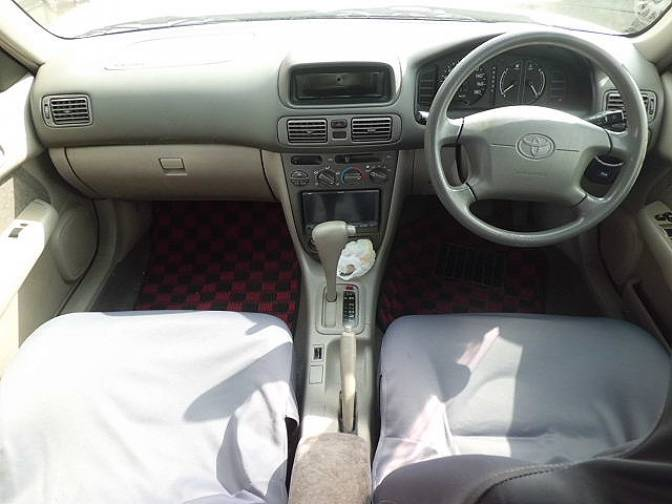 Corolla For Sale >> 1999/2 Toyota Corolla AE110 SE saloon for sale, Japanese used cars details - CarPriceNet