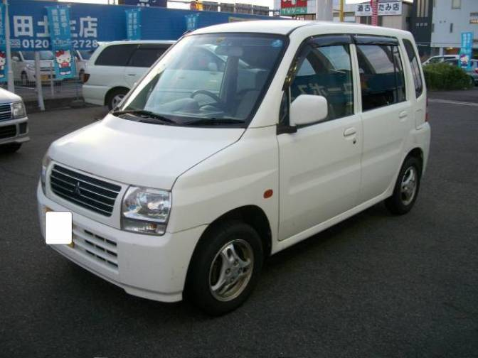 2000 Mitsubishi Toppo BJ H42A S for sale, Japanese used cars