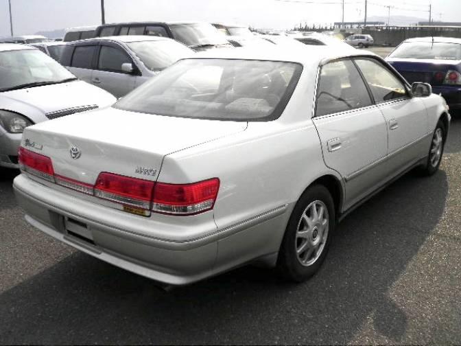 1999 10 Toyota Mark Ii Gf Gx100 Grande Regalia For Sale