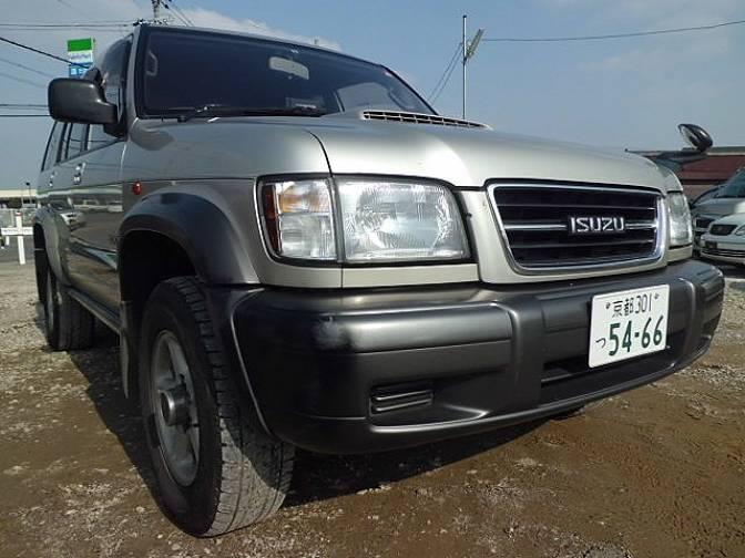 1999/9 Isuzu Bighorn UBS73GW Dd Diesel type! for sale