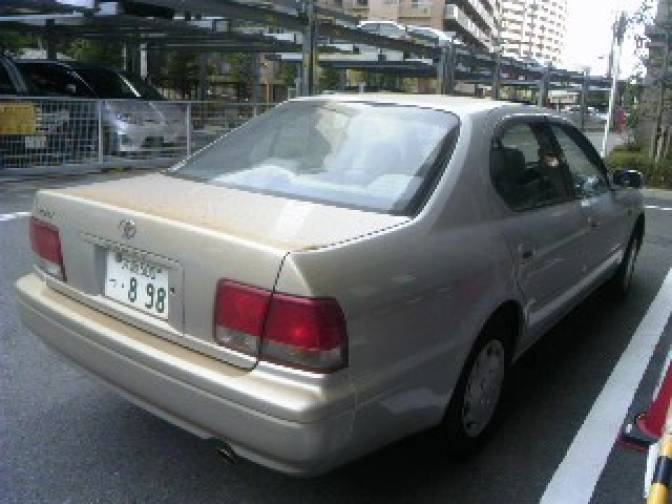 toyota camry sv40 1996