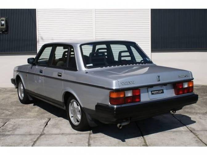 1991 Volvo 240 GL for sale, Japanese used cars details - CarPriceNet