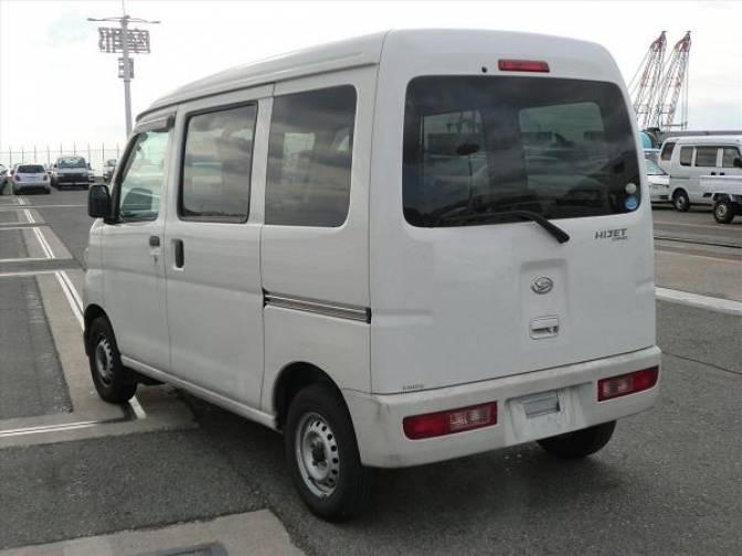 List Of Cars >> 2007/12 Daihatsu Hijet Cargo S320V MINI VAN for sale ...