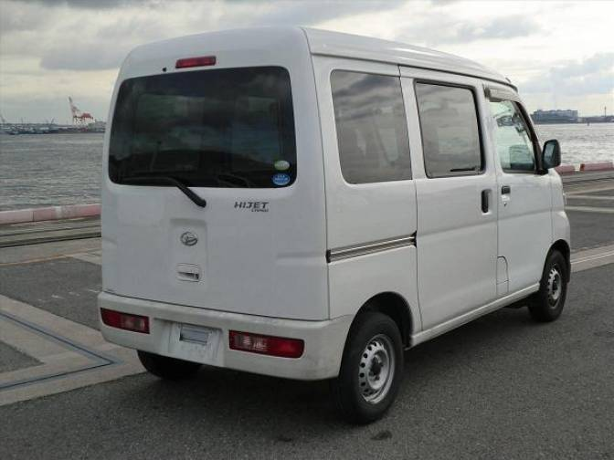 2007 12 Daihatsu Hijet Cargo S320v Mini Van For Sale