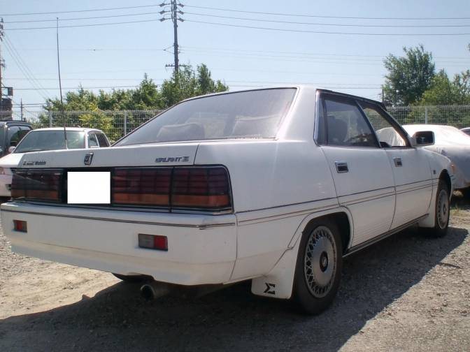 Mitsubishi Galant E17A CE , photo No.44