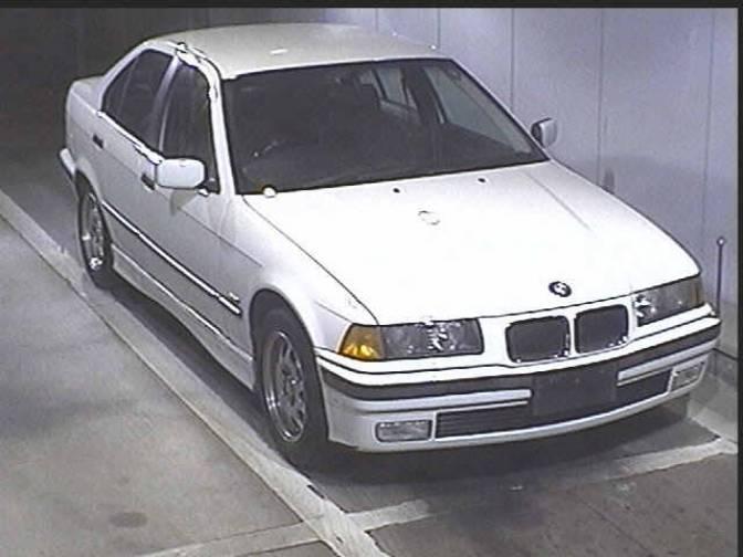 1997 Bmw 318i Wbaal32 318i For Sale Japanese Used Cars Details Carpricenet