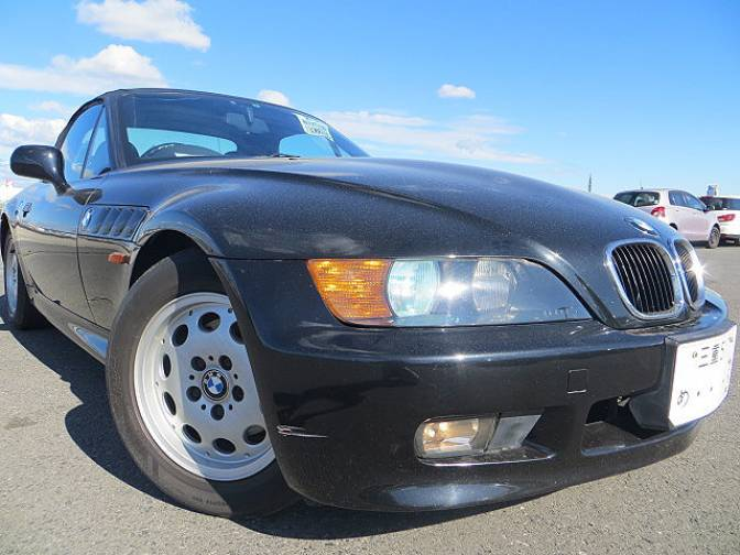 1998 Bmw Z3 Cl19 Rord Star For Sale Japanese Used Cars