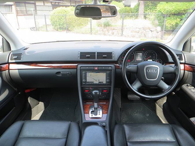 Audi A ECOBH For Sale Japanese Used Cars Details - Audi a4 used cars