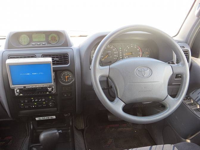 Toyota Land Cruiser Prado RZJ95W 4WD TX LTD , photo No.47