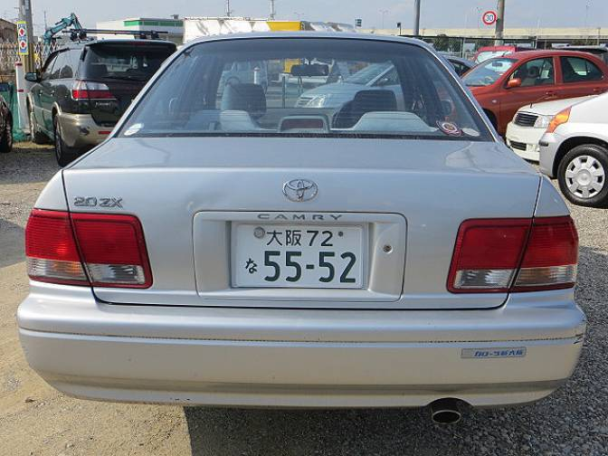 1996 Toyota Camry Sv40 Vx Limited For Sale Japanese Used