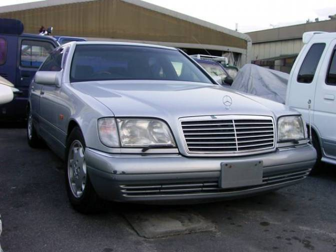 1994 mercedes benz s600 s600 for sale japanese used cars for Used mercedes benz s600 for sale