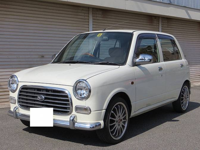 Daihatsu Mira Gino L700S Gino , photo No.5