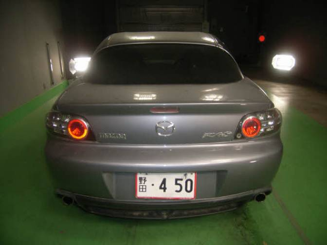 Mazda RX-8 Base grade , photo No.5