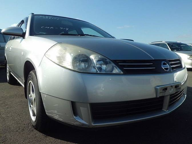 2002 7 Nissan Wingroad WFY10 X Listing Period Ended gt Other Nissan