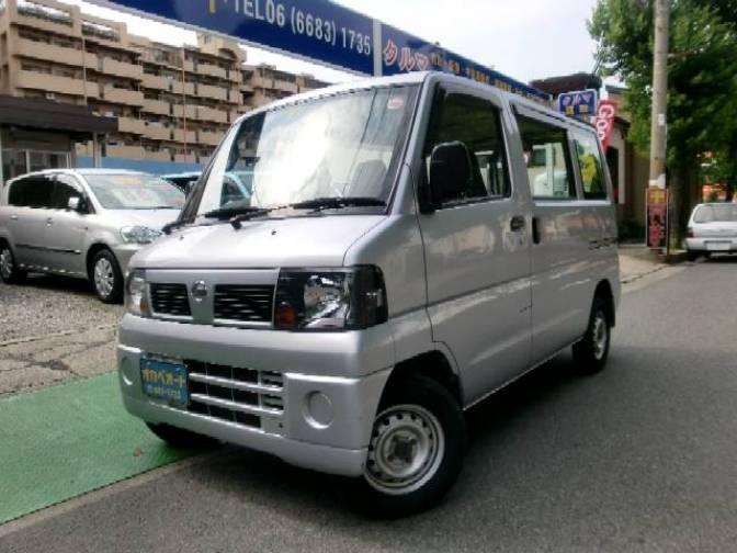 2006 mitsubishi minicab u62v for sale japanese used cars details carpricenet. Black Bedroom Furniture Sets. Home Design Ideas