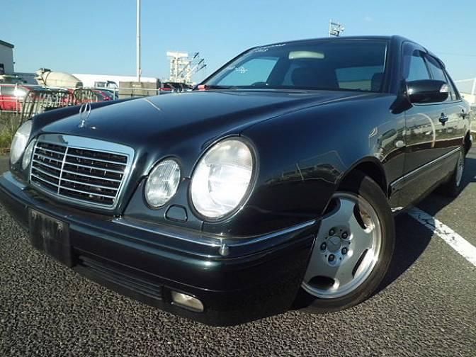 1999 mercedes benz e430 210070 e430 avant garde for sale for Mercedes benz e430 for sale