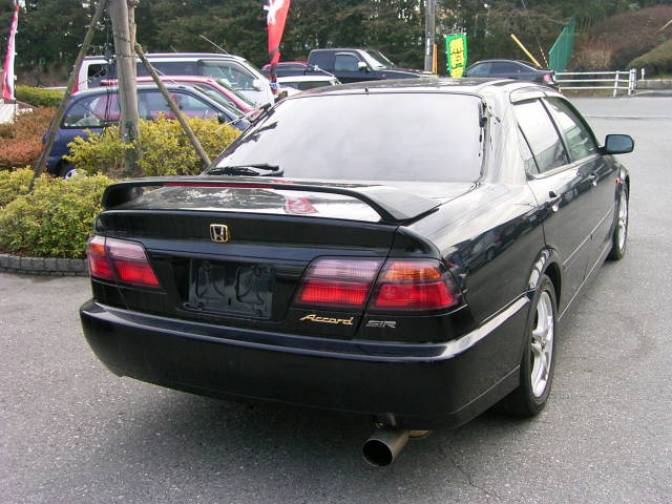 Honda Accord SiR , photo No.51