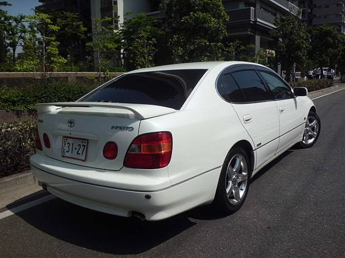 Toyota Aristo  E - JZS161 V300 , photo No.51
