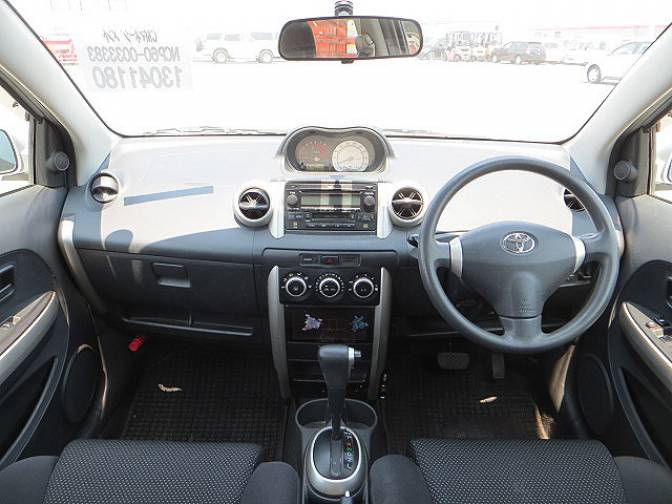 2002 Toyota Ist Ncp60 F L Edition For Sale Japanese Used