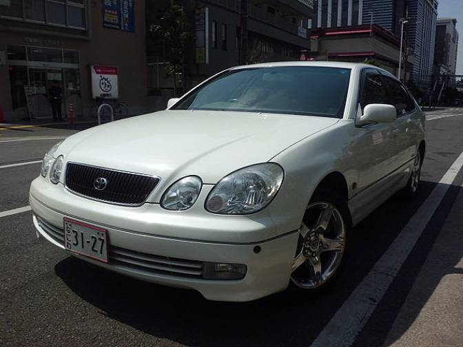 Toyota Aristo  E - JZS161 V300 , photo No.52