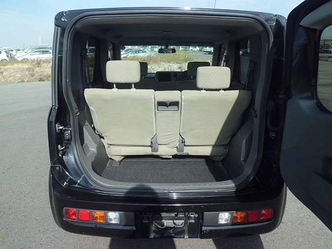 2004 Nissan Cube BZ11 SX 70th for sale, Japanese used cars