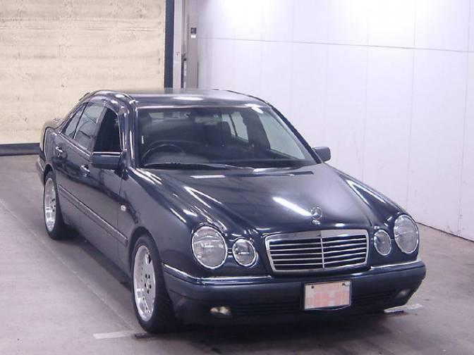 1996 mercedes benz e320 210055 e320 for sale japanese for 96 mercedes benz