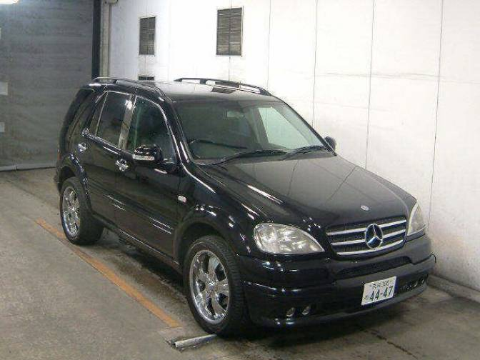 2001 mercedes benz ml320 163154 ml320 sports line for sale for 2001 mercedes benz ml320