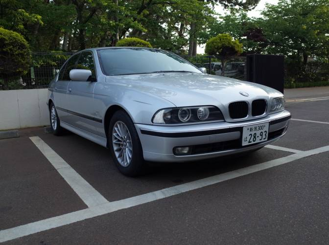 BMW 525i DM25 525i high line sports